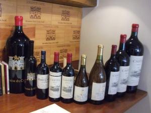 Castel's wines