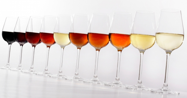 Sherry comes in so many colours