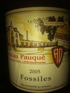 fossiles 2005 abi duhr